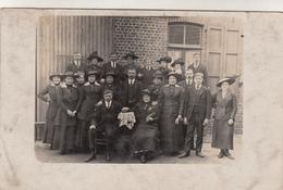 Oude Familiefoto, Vermoedelijk Getrokken In Rekkem  (pk31375) - Menen