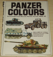 Panzer Colours - Guerre 1939-45