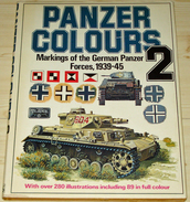 Panzer Colours 2 - War 1939-45