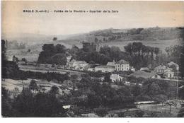 MAULE - Vallée De La Mauldre - Quartier De La Gare - Maule