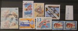 Philippines - Lot De Timbres Oblitérés - Philippines