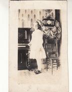 Old Photograph Of Belgian Immigrants In Lowell, Massachusetts (pk31385) - Etats-Unis