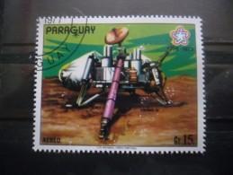 Paraguay Poste Aérienne N°757 VIKING A Oblitéré