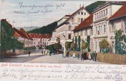 Bad Teinach. Badhotel Mit Hotel Hirsch. - Bad Teinach