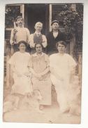 Old Photograph Of Belgian Immigrants In Lowell, Massachusetts, Cyrille D'Hulster, Bradley Street  (pk31395) - Etats-Unis