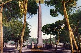 CPA - 66 - Port-Vendres - Place De L'obélisque - Port Vendres