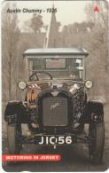 JERSEY ISL. - Austin Chummy-1926, CN : 77JERB(normal 0), Tirage 15000, Used - United Kingdom