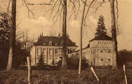 Cpa RONGY( Belgique) Le Chateau) Non Ecrite - Belgique