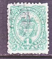COLUMBIA  116    (o)   1883  Issue - Colombia