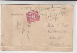 G.B. / B.E.F. Active Service Mail / France / Tax / Hampshire / Aldershot - Unclassified
