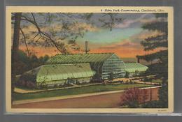 U .S. A      Eden Park Conservatory , ,Cincinnati  OHIO - Cincinnati
