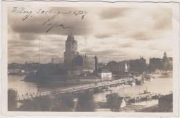 AK - (Suomi) VIIPURI - WIBORG - Panoramablick Auf Die Burg 1927 - Finnland