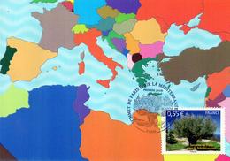 Carte Maximum - 4259 - Sommet De Paris - 2000-09