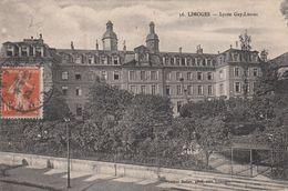 G , Cp , 87 , LIMOGES , Lycée Gay-Lussac - Limoges