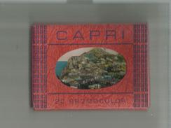 MIO ARCHIVIO CASSETTO NERO:  SOUVENIR COMPLETO CAPRI 20 FOTO - Fotografia