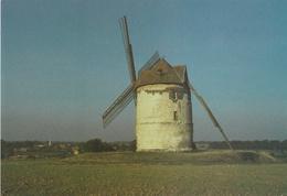 CPM Mentque-Nortbecourt Moulin Lebriez - France