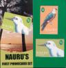 Nauru - 1999 First Issue Set (2) - NAU-2/3 - Specimens In Folder