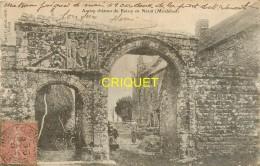 56 Néant Sur Yvel, L'ancien Chateu Du Boissy, Carte Pas Très Courante Affranchie 1905 - Andere Gemeenten