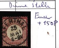 D.R.Brustschildmarke Mit Stempel Kaeferthal,Dünne Stelle  (126) - Deutschland
