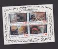 "FRANCE / 1995 / Y&T N° 2919/2922 En Bloc ** Ou BF N° 17 ** (Feuillet ""1er Siècle Du Cinéma"") X 1 - Ongebruikt"