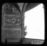 V1461 - SUISSE - BRUNNEN - Chapelle De Guillaume Tell - Plaque Photo Originale à Ne Pas Manquer - Plaques De Verre
