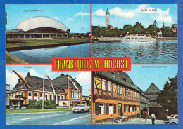 Deutschland; Frankfurt A Main; Multibildkarte; Hochst - Frankfurt A. Main