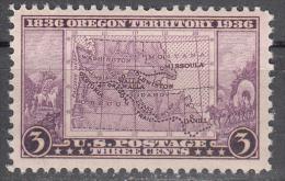 United States    Scott No.  783      Mnh   Year  1936 - Unused Stamps