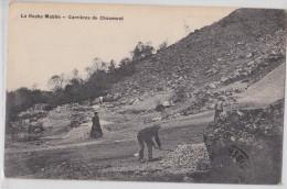La Roche Mabile (Orne) - Carrières De Chaumont - Sonstige Gemeinden