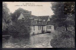 JOUY 28 - Le Moulin De La Roche - Vue Prise Sur La Passerelle - Jouy
