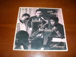 45 T - SP -  Sarah Vaughan - Lullaby Of Birdland - Jazz