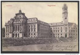 Romania, Hungary, Oradea- Nagyvarad, City Hall, Varoshaza, 1914. - Roumanie