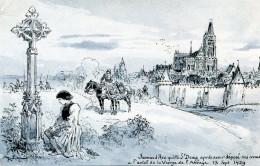 JEANNE D ARC(SAINT DENIS) - Histoire