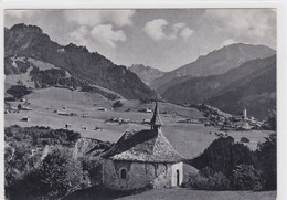 Charmey, Chapelle - FR Fribourg