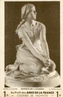 JEANNE D ARC(DOMREMY) - Histoire