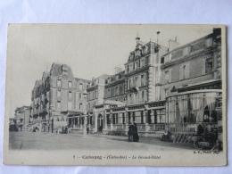 14 - CABOURG - Le Grand Hotel - Publicité KUB - Cabourg