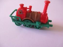 KINDER Locomotive Train K93n72 / 1992 - Montabili