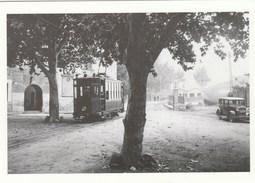 TREN DE SÖLER DE 1898 - Tramways
