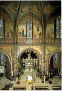Cagnac Les Mines : Notre Dame De La Drêche - Nef Et Choeur Du Sanctuaire - France