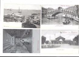 9615 - Lot De 6 CPA D'ITALIE, Venise - Venezia (Venice)
