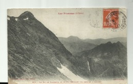 D65 - LES PYRENEES  -  Le Pic De CAMPBIEIL  Et Le Pic MECHANT (ce Dernier à Droite) - Ohne Zuordnung