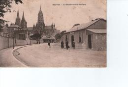 Bayeux  Le Boulevard De La Gare  Ref  11/29/16 - Bayeux