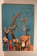 FRANQUIN    ---  MARSUPILAMI   - Carte  N°57  -  ( Journal  Spirou ) - Illustrateurs & Photographes