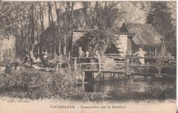 76   Vittefleur  Passerelles Sur La Durdent - France