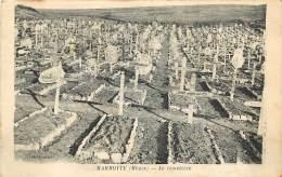 MARBOTTE       LE CIMETIERE    WW1 - Altri Comuni