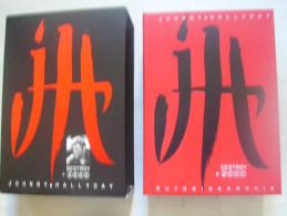 "Johnny Hallyday "" Autobiographie "" Destroy 2000 - Dans Emboiture - 2 Photos - Cine / Televisión"