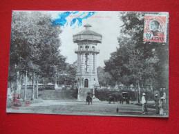 VIET-NAM - SAIGON - L' ANCIEN CHATEAU D' EAU - - Vietnam