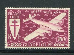 GUADELOUPE- P.A Y&T N°5- Neuf Sans Charnière ** - Guadeloupe (1884-1947)