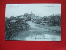 80 - SAINT VALERY SUR SOMME - LA SORTIE DU PORT - - Saint Valery Sur Somme