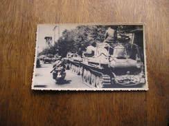 PHOTO Allemande,carte Postale,blindés Allemand,(616) - 1939-45