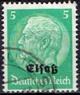 GERMANY #   ALSACE FROM 1940   STAMPWORLD 3 - Besetzungen 1938-45